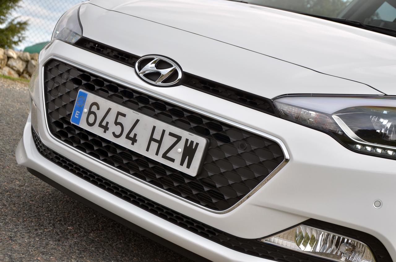 Hyundai i20, presentación (II): Diseño, habitabilidad y maletero