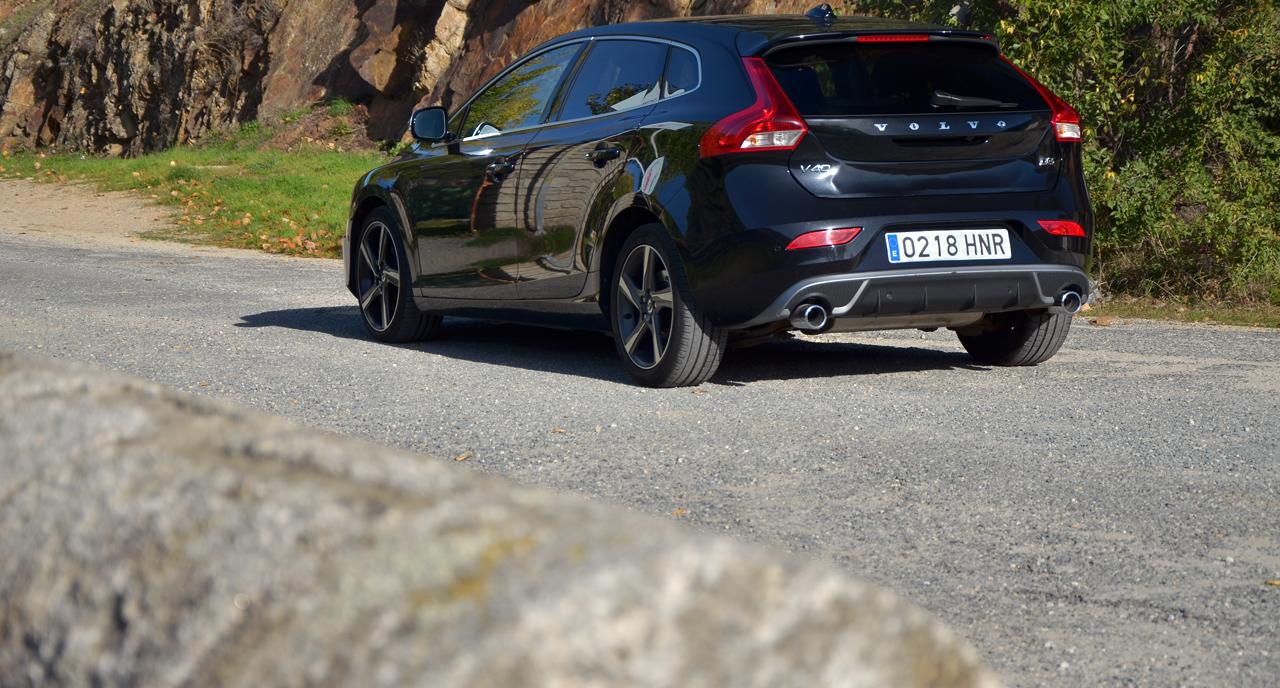 Volvo V40 D3 R-Design (III): Comportamiento, conclusiones y valoración