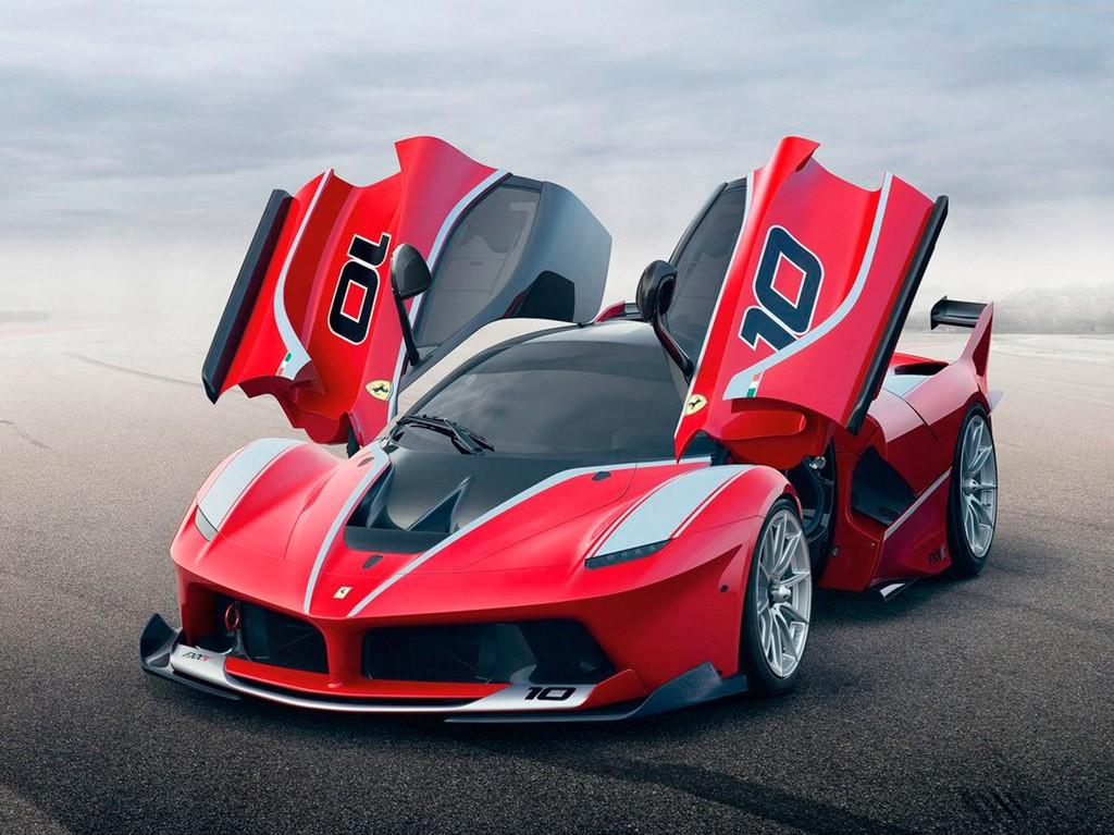 Ferrari FXX K, 1.050 CV para la madre de todas las bestias