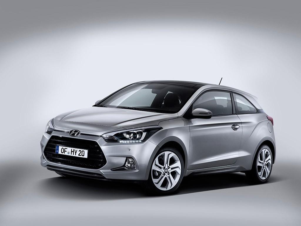 Hyundai i20 Coupé 2015, llega la versión más compacta y deportiva