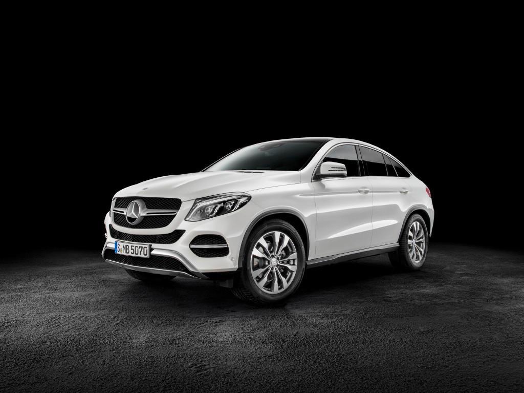 Mercedes-Benz GLE Coupé 2015, ya es oficial el rival del X6