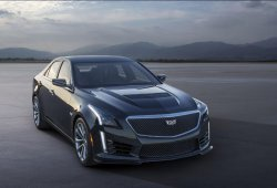 Cadillac CTS-V 2015, 650 CV para asaltar el trono del M5