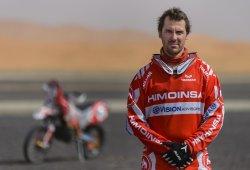 Antonio Gimeno: ''El Rally Dakar 2015 no es como un partido de fútbol con dos partes de 45 minutos''