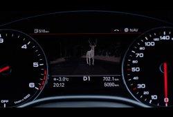 Audi nos felicita la navidad con su tecnología y un poquito de magia