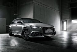 Audi RS6 personalizado por Audi Exclusive
