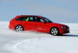 Audi Winter Experience: aprender a conducir sobre nieve