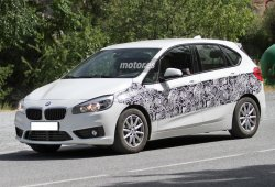 BMW Serie 2 Active Tourer híbrido enchufable pillado por primera vez ¿BMW 223e?