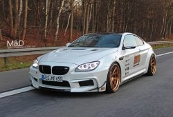 BMW Serie 6 Coupé y Cabrio pasan por las manos de M&D