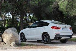 Prueba BMW X4 xDrive35i: Exterior e interior (II)