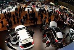 Calendario de los principales salones del automóvil del 2015
