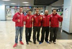 La salida del Rally Dakar 2015 ya espera al Himoinsa Team