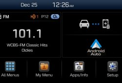 Hyundai Display Audio, nuevo sistema multimedia compatible con Apple CarPlay y Android Auto