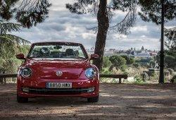 Prueba Volkswagen Beetle Cabrio (III): Comportamiento, conclusiones y valoraciones