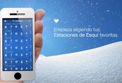 Subaru Esquí, la app para los amantes del esquí