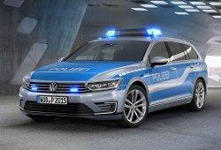 La Policía de Heligoland se equipa con un Volkswagen Passat GTE