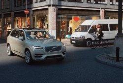 Volvo desarrolla una aplicación para reducir el número de accidentes con ciclistas (con vídeo)