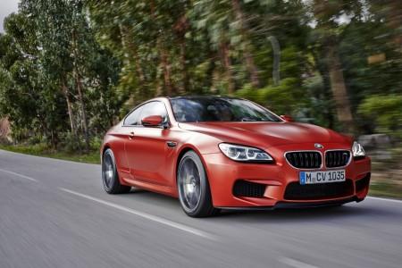 BMW M6 2015, ligerísima renovación para los M6 Coupe, Convertible y Gran Coupe