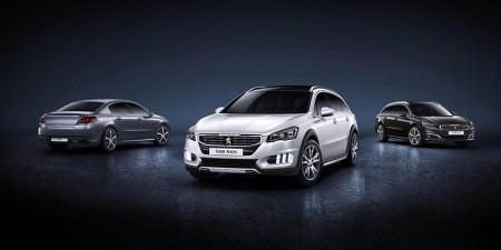 Peugeot mejora y completa la gama de motores eficientes BlueHDi