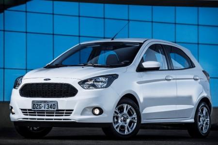 Brasil - Noviembre 2014: El nuevo Ford Ka conquista al público