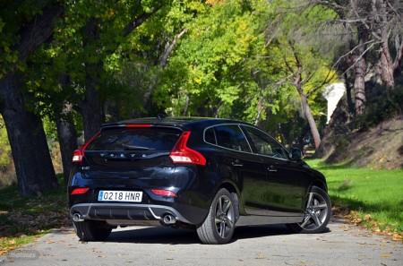 Volvo V40 D3 R-Design (I): Gama, equipamiento y precios