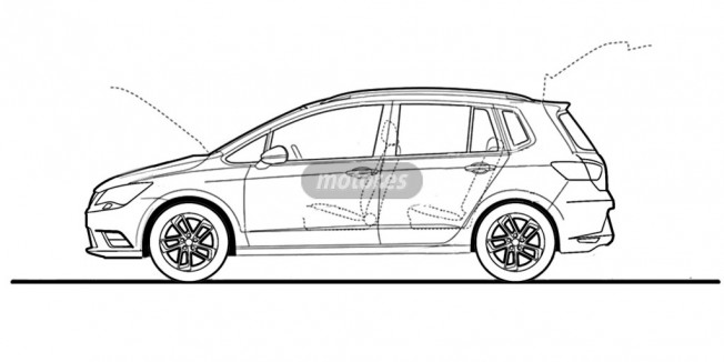 seat traer u00e1 un nuevo altea basado en el golf sportsvan