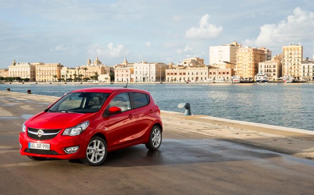 Nuevo Opel Karl, a la conquista de la ciudad