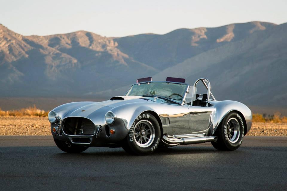 Shelby Cobra 427 50th Anniversary, cincuenta unidades para celebrar cincuenta años
