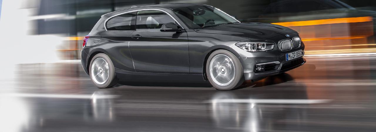 BMW Serie 1 2015, ya es oficial (con vídeo)