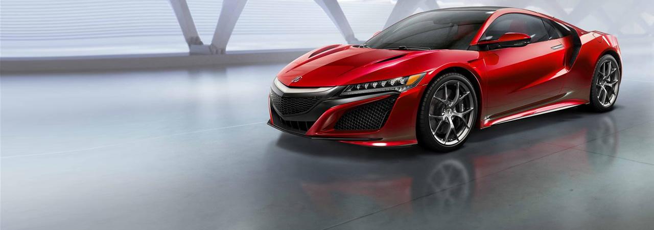 Nuevo Honda NSX presentación en directo