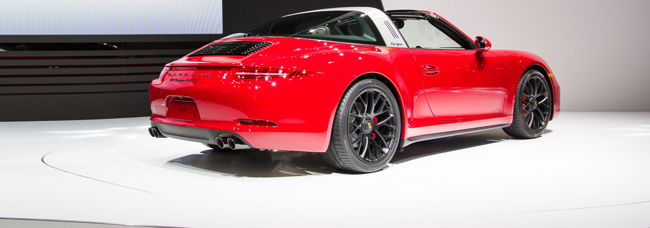 Porsche 911 4 GTS 2015, rendimiento y belleza reunidos en una sola pieza