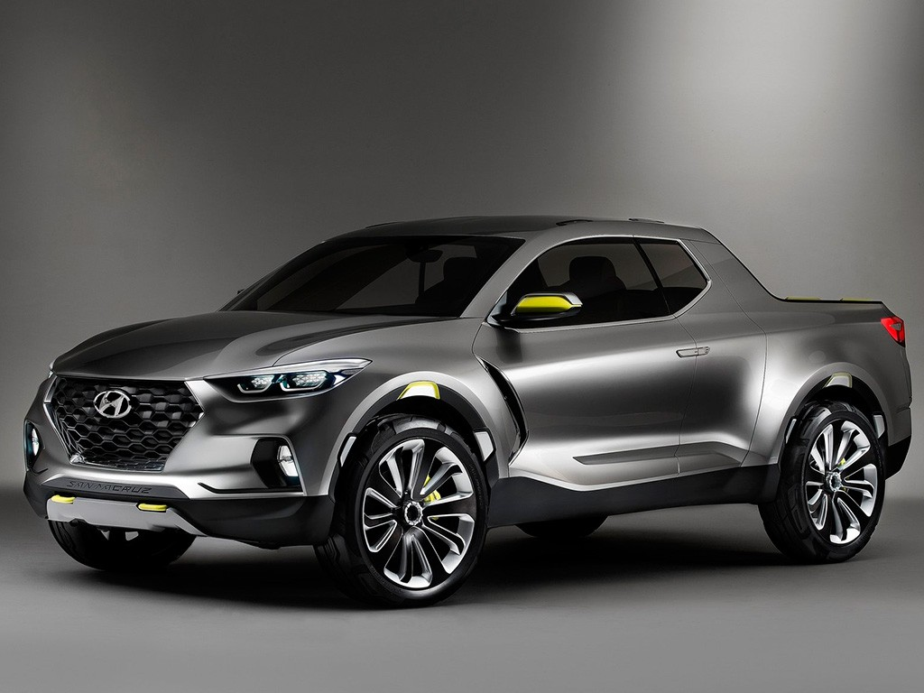 Hyundai Santa Cruz Truck Concept, al gusto del público americano