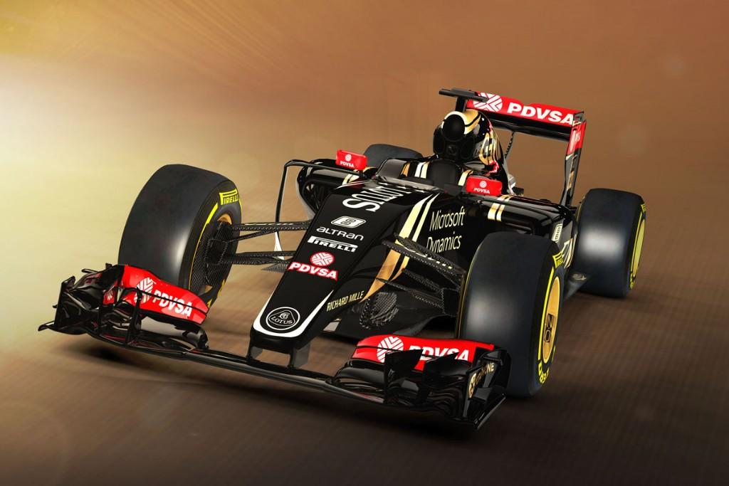 Lotus presenta el E23 Hybrid