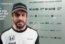 Alonso: ''Vuelvo a Mclaren para terminar un trabajo: traer el número 1''