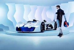 Alpine Vision Gran Turismo, todos sus datos e imágenes oficiales