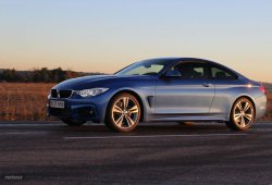 BMW Serie 4 Coupé 435i: Deportivo por dentro y por fuera (II)