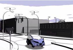 En primavera abrirá la primera ciudad para pruebas de coches autónomos