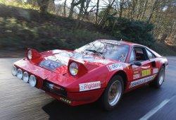 Ferrari 308 GTB Grupo B de Antonio Zanini, a subasta