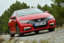 Honda Civic 1.6 i-DTEC (II): Diseño, habitabilidad y maletero