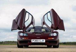 El McLaren F1 de Mr. Bean, a la venta