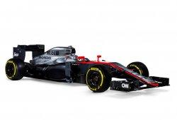 El nuevo McLaren Honda MP4-30 de Fernando Alonso y Jenson Button ve la luz