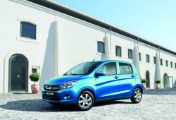 Suzuki Celerio 2015, el más pequeño y barato de la gama