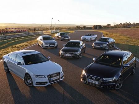 Gama S de Audi
