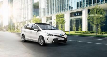 Toyota Prius+ 2015, ya a la venta: precios y equipamiento para España