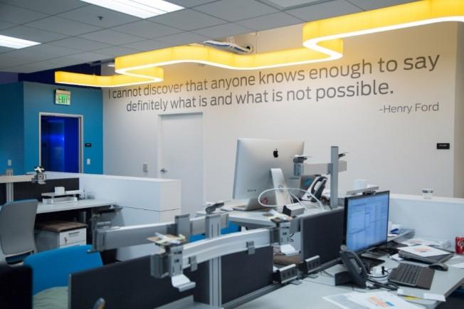 ford inaugura en silicon valley un nuevo centro de i d