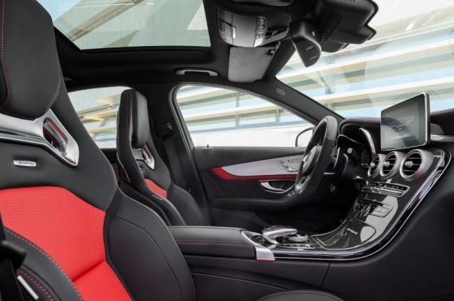 Mercedes amg c63 2015 ya a la venta precios para espa a for Interior mercedes clase c