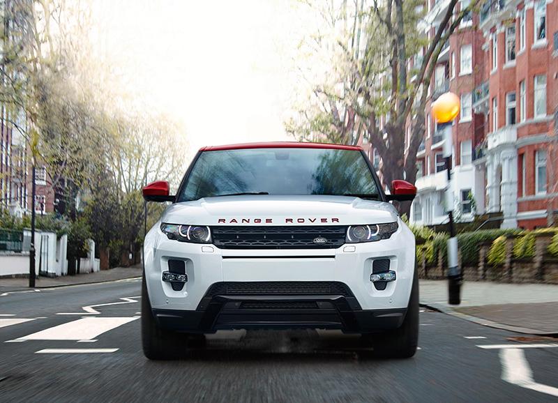 Range Rover Evoque British Edition, las 10 prometidas unidades para España