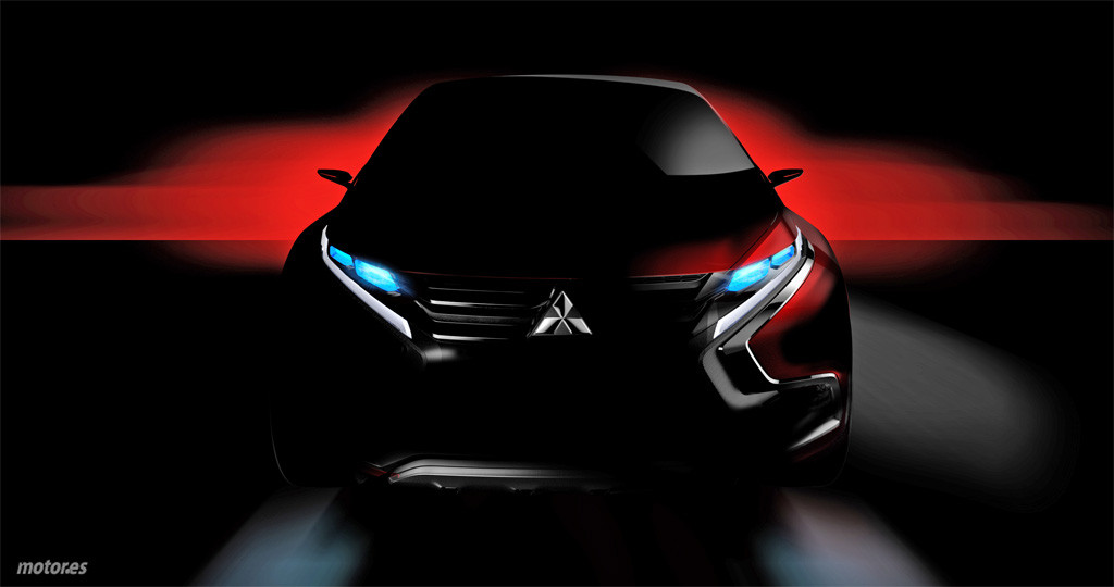 Primeros datos del SUV compacto híbrido que Mitsubishi presentará en Ginebra
