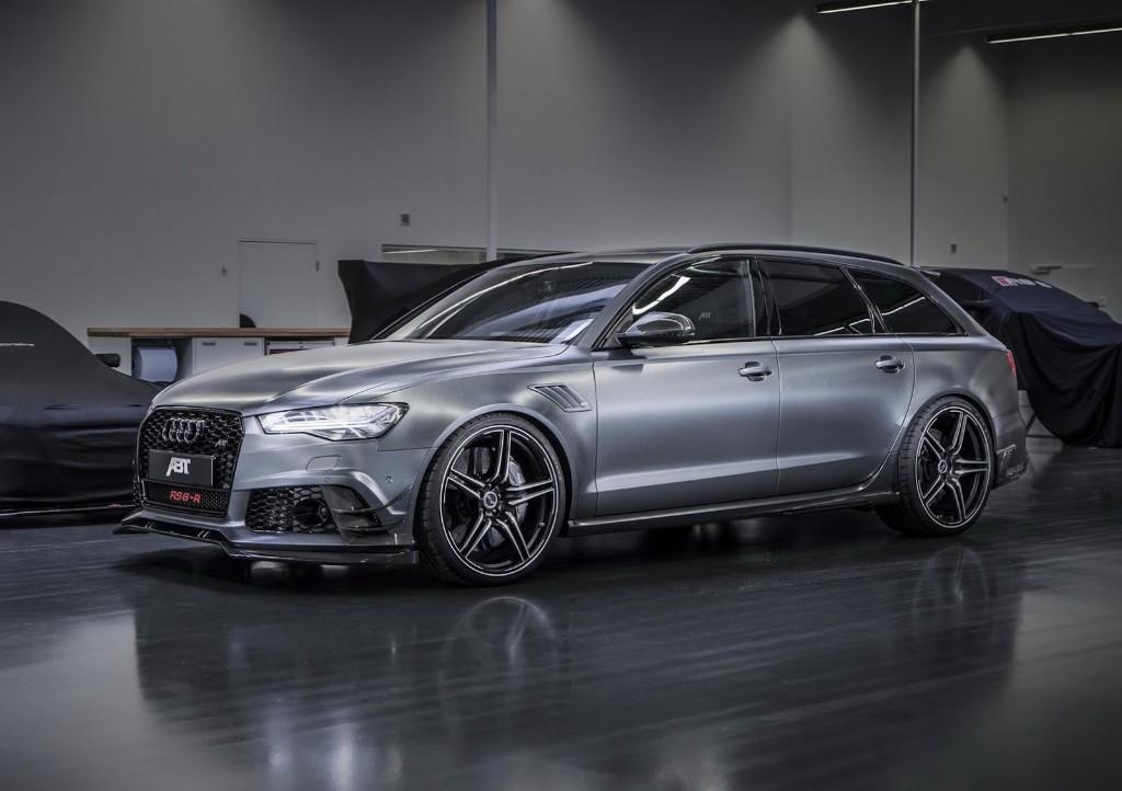 ABT y su Audi RS6 2015, 730 CV directos a Ginebra