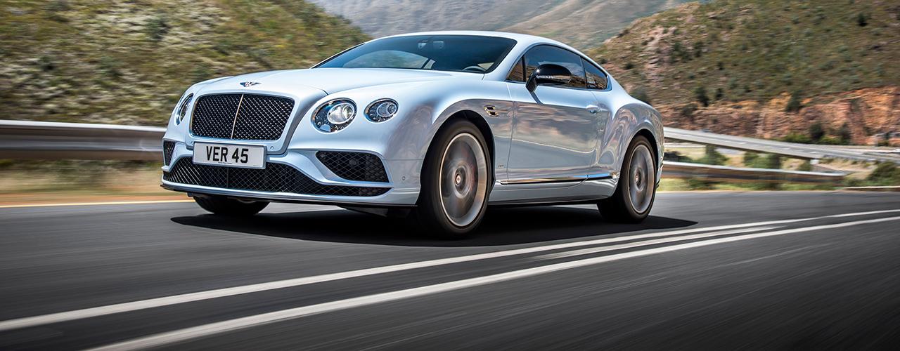 Bentley Continental GT 2015, nueva imagen y más potencia