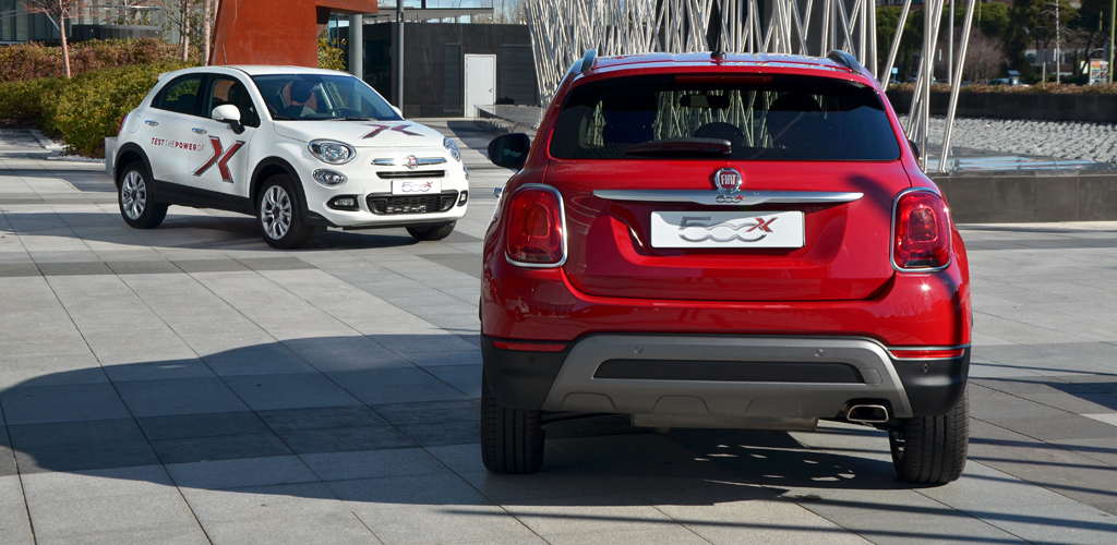 Fiat 500X, presentación (I): Motores, equipamiento y precio